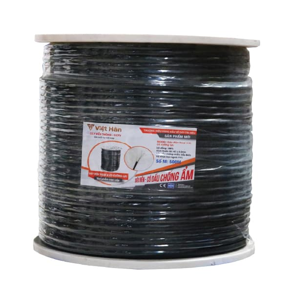 Tempered CAT3 cable