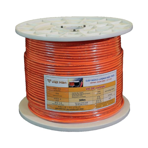DC Solar Cable
